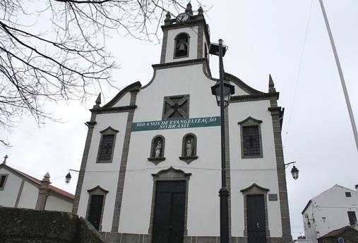 Belmonte - igreja matriz 1