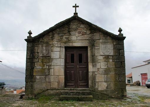 Belmonte - capela de santo antonio