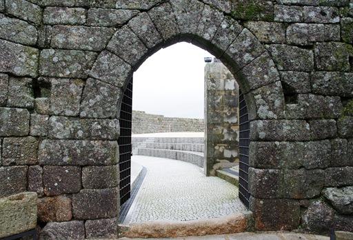 Belmonte - castelo - interior 12