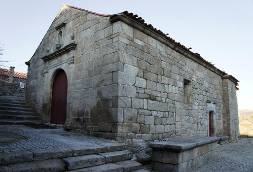sortelha - igreja matriz de N.Senhora das Neves