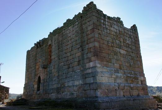 Idanha a Velha - castelo dos Templários - Torre de Menagem