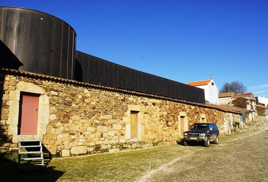 Idanha a Velha - antigo Palheiro de S. Dâmaso- Requalificado como Oficina de Arqueologia