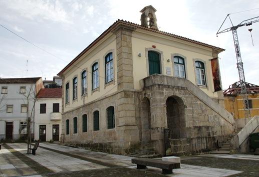 Pombal - Museu Marques de Pombal - Praça Marques de Pombal