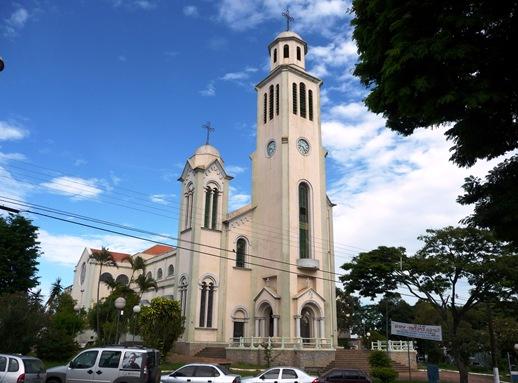 2. igreja de Santo Antonio