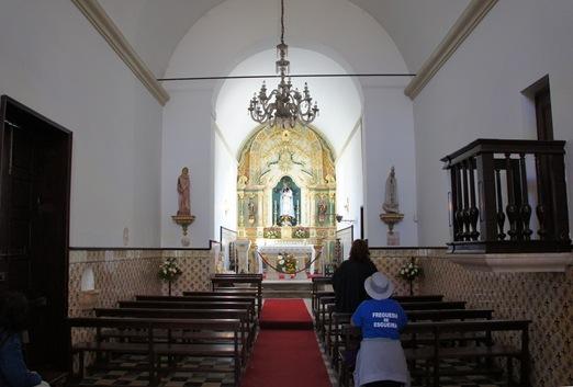 Vagos - igreja N.S. de Vagos - interior