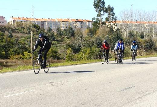 Vagos - ciclistas