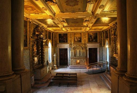 museu do azulejo - igreja madre deus