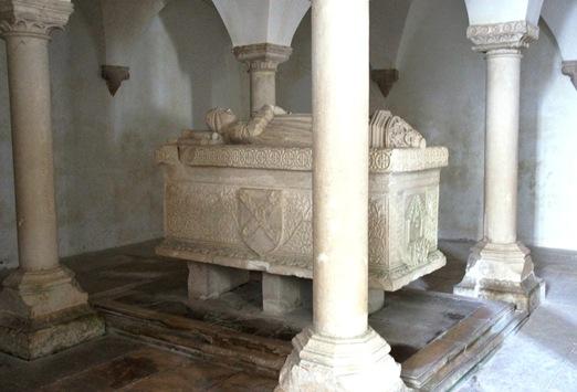 Ourem - Castelo - cripta