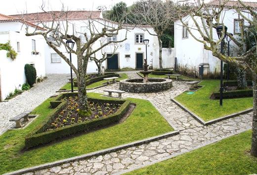 Ourem - Castelo - Jardim de Santa Teresa 1