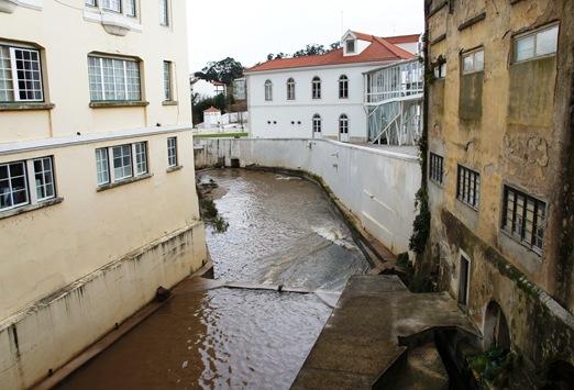 Alcobaça - rio Baça