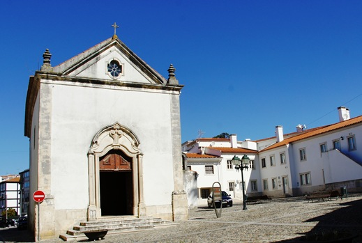 Alcobaça - Largo da Conceição - Igreja da Conceição ou Igreja de Sta Mª a Velha 1