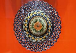 Alcobaça - museu bernarda - prato decorativo de parede 1