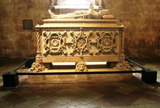 mosteiro dos Jeronimos -  igreja - camões 3