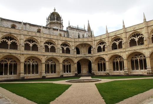 mosteiro dos Jeronimos -  claustro 22