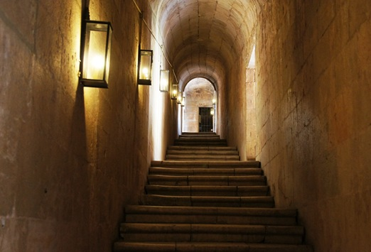 mosteiro dos Jeronimos -  escadaria 1