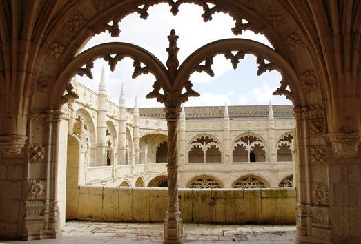 mosteiro dos Jeronimos - piso superior