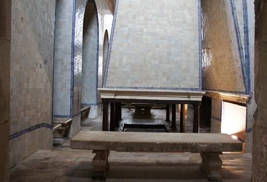 Mosteiro de Alcobaça - cozinha 3
