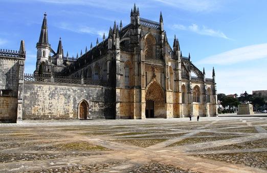 Batalha - Mosteiro de Santa Maria da Vitória 1