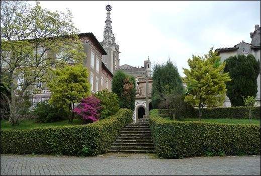 Buçaco - jardim do palácio - convento 1