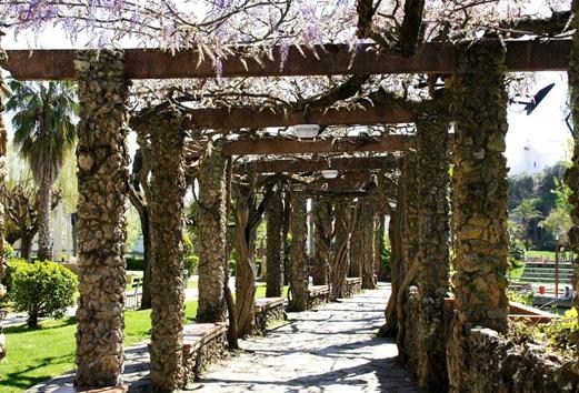 Torres Novas - jardim das rosas