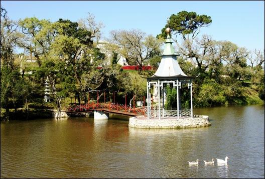Buddha Eden - lago 3