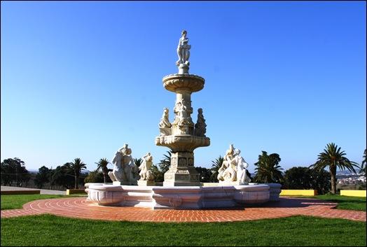 Buddha Eden - quinta Loridos - jardim da entrada 2