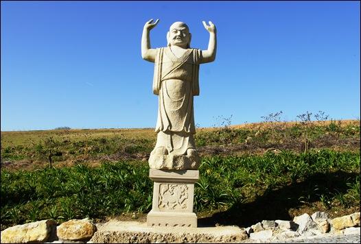 Buddha Eden - estátua 7