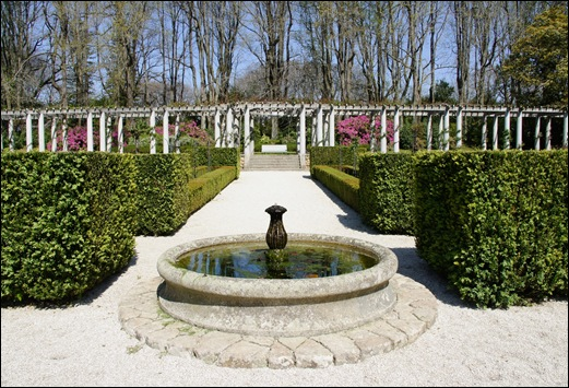 jardim serralves - pergola 3
