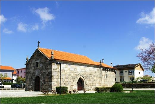 10.Trancoso -  capela de santa luzia