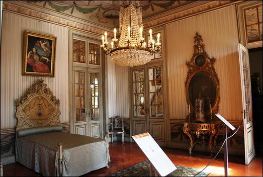 Palacio de Queluz - aposentos da princesa d. maria francisca 1