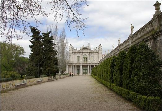 Palácio de Queluz - jardim 2