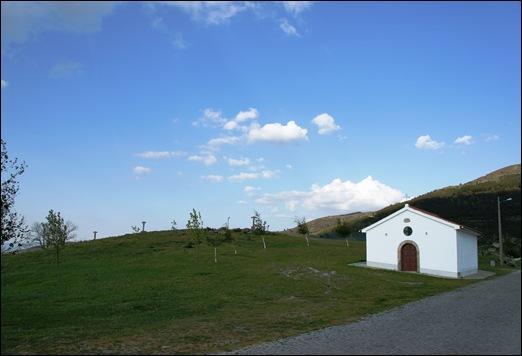 Linhares - capela de santa eufemia