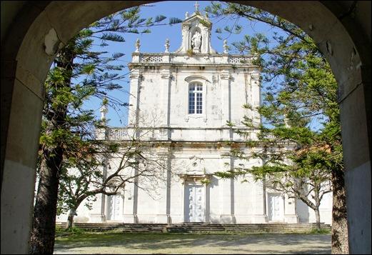 Quinta Real Caxias - igreja covento cartuxa