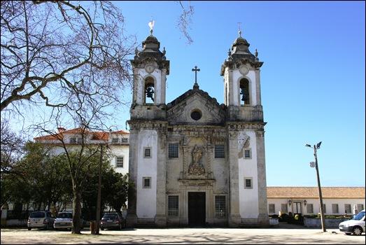 Ilhavo - Vista Alegre - Igreja