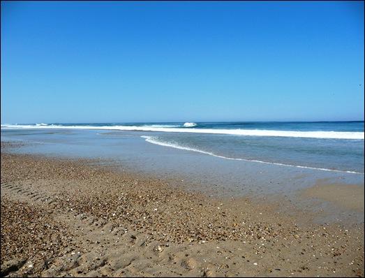 Praia de Mira - areia