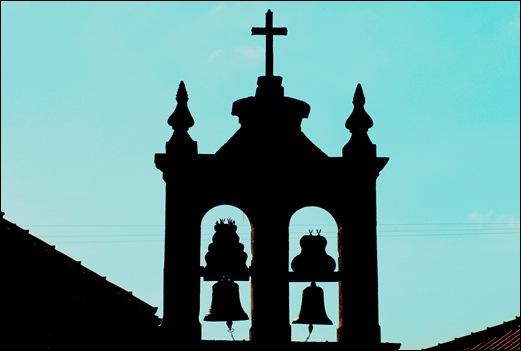 Linhares - torre sineira igreja da misericordia