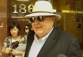 Brian Burke, disgraced former Western Australian premier and lobbyist