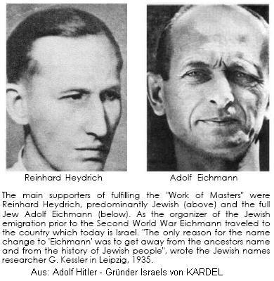 Der jüdische Eichmann