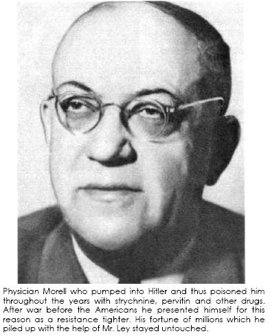 Hitlers Leibarzt Morel