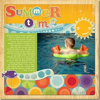 Summer TimeWEB
