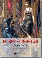 El rey Cophetua (cubierta)