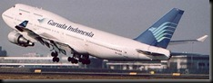 Garuda Indonesia Planes