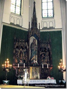 Inside Malang Cathedral 9