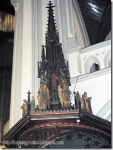 Inside Malang Cathedral 4