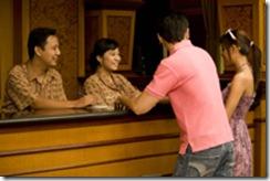 Gadjah Mada Hotel Malang Front Office