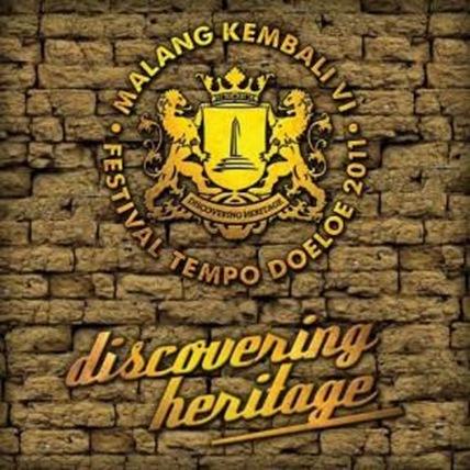 Logo Malang Tempo Doeloe VI 2011