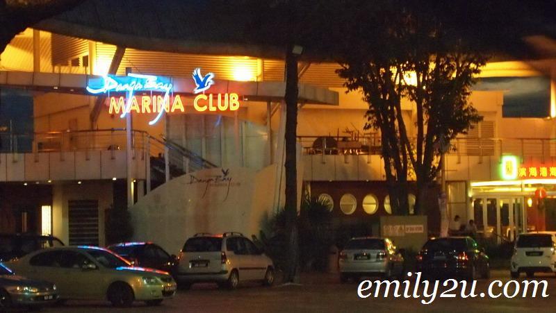 Danga Bay Marina Club