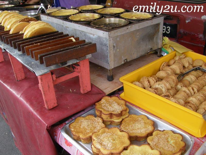 Malay pancakes