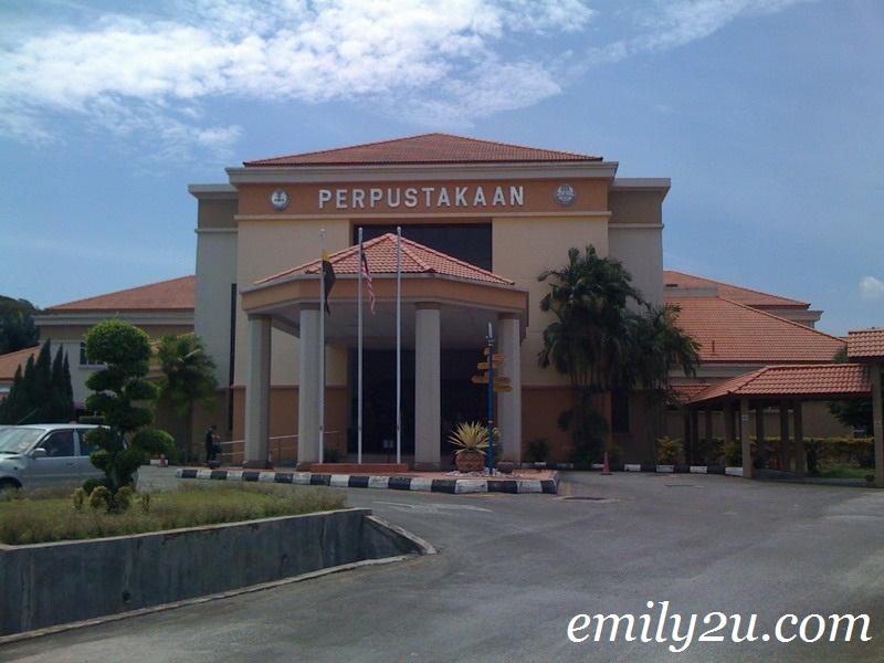 Perak Library Ipoh