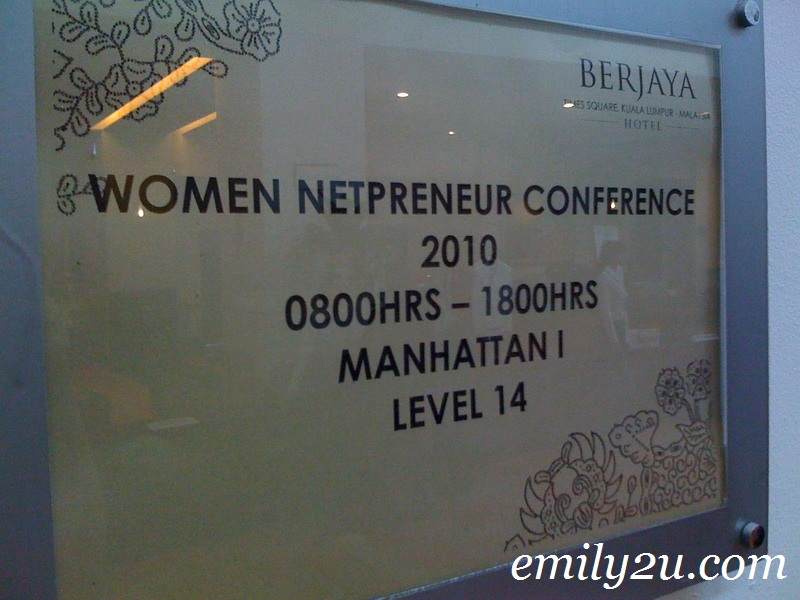Women Netpreneur Conference